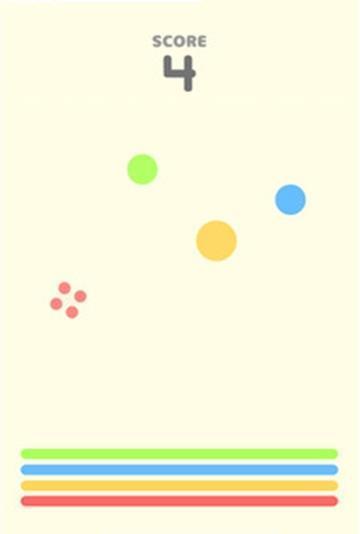 跳动弹球图2