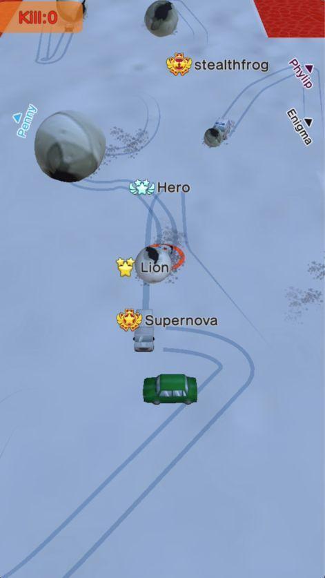 Car Racing Attack图1