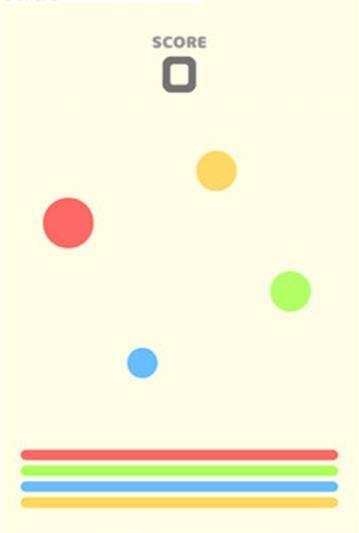 跳动弹球图1