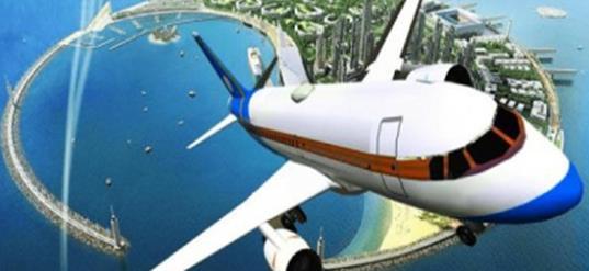 波音飞机模拟驾驶图1
