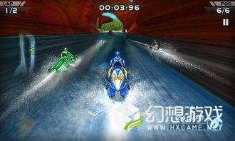 Powerboat Racing 3D图5