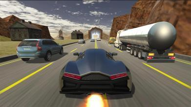 Ultimate Racer 3D Highway Traffic图1
