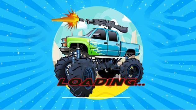 怪物卡车枪图1