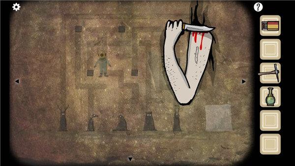 逃离方块洞穴图2