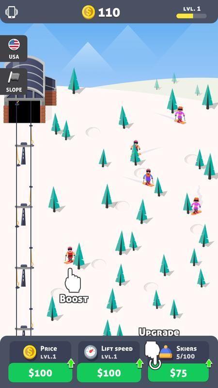 滑雪场图2