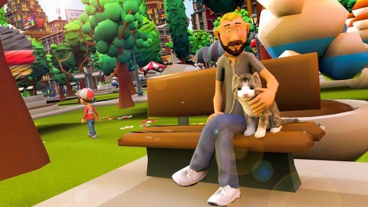 我的虚拟宠物逃生和猫救援图4