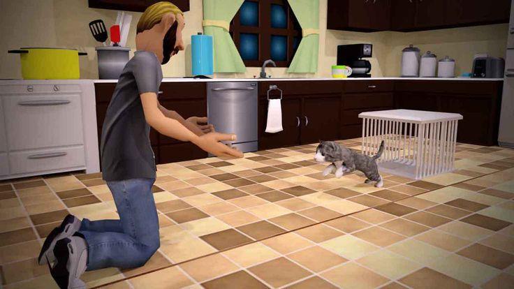 我的虚拟宠物逃生和猫救援图1