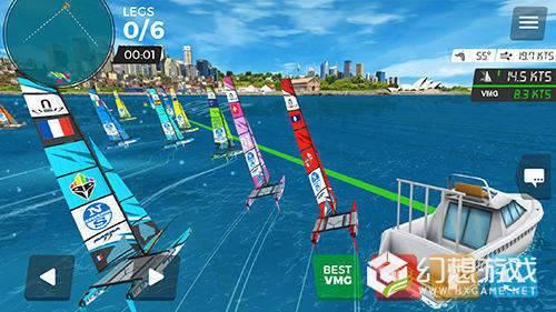 近海虚拟赛艇图3
