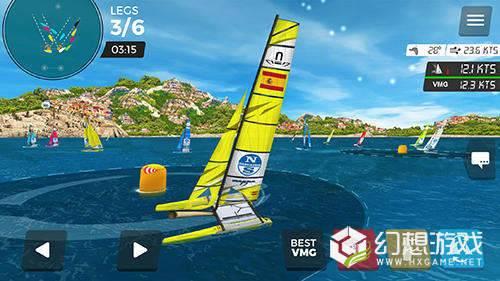 近海虚拟赛艇图4