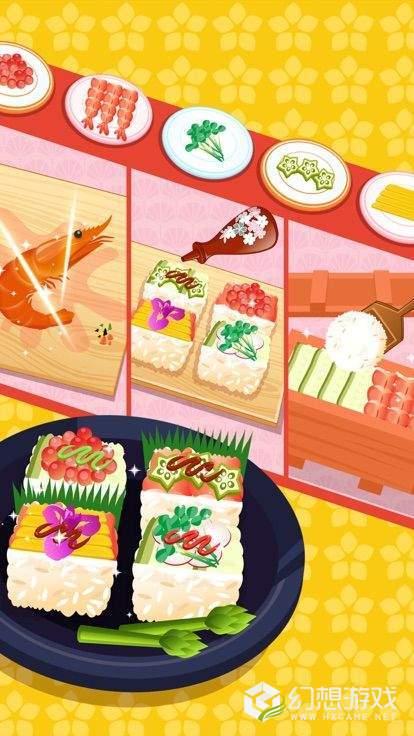 模拟经营寿司店图2