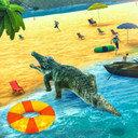 饥饿鳄鱼攻击模拟