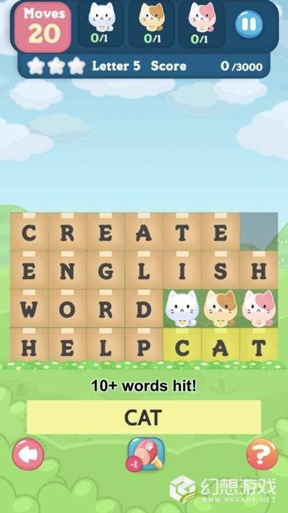 Nekotan Word Puzzle图3