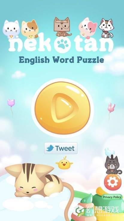 Nekotan Word Puzzle图1