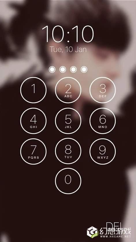 kpop锁屏图1