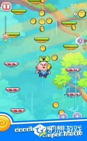 跳跃的小猪图2