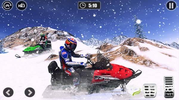 四轮雪地摩托车图2