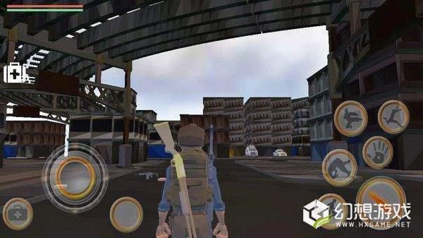 全面僵尸生存模拟图2