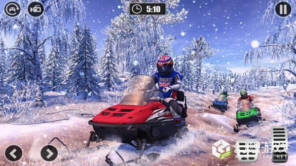 四轮雪地摩托车图3