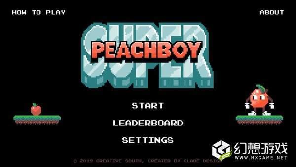 Super Peach Boy图2
