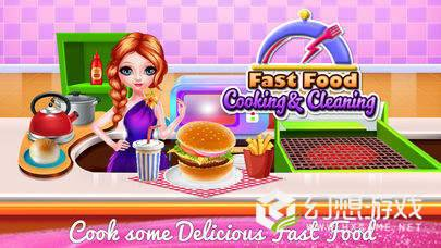 Fast Food Cooking and Cleaning图4