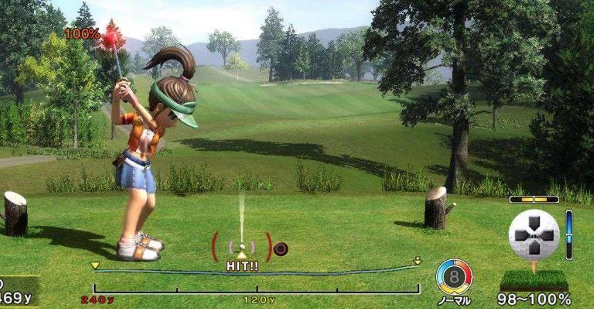 高尔夫运动手游