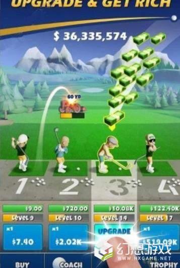 闲置的高尔夫球图2