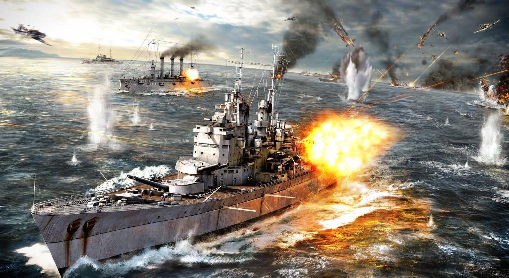 海战类手机游戏推荐