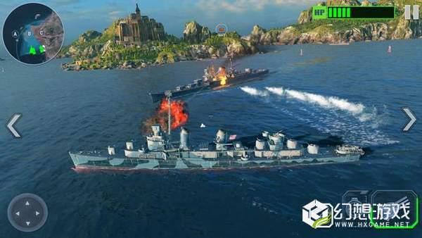 舰队作战3D图3