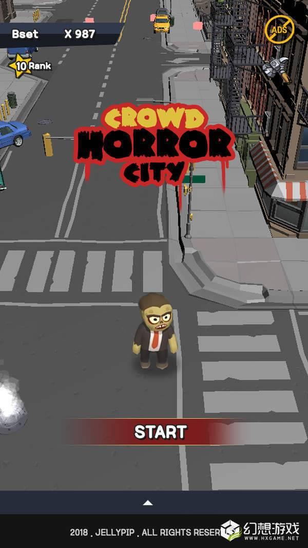 恐怖城市图1