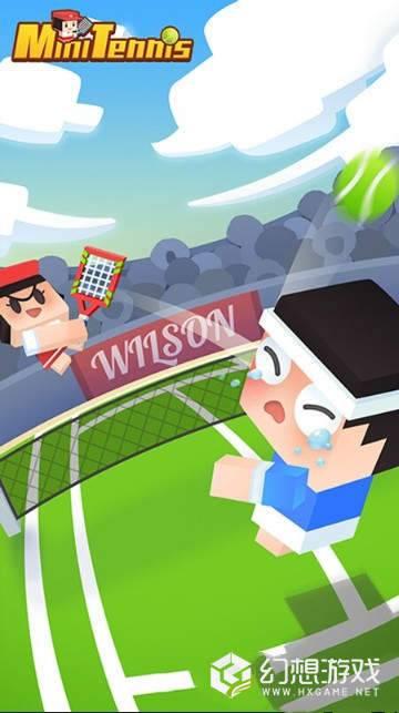 Mini Tennis图1