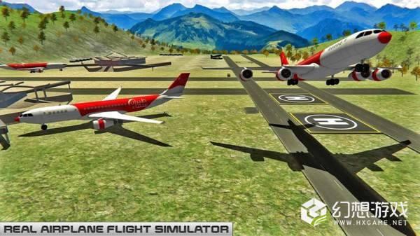 喷射飞机模拟器图4