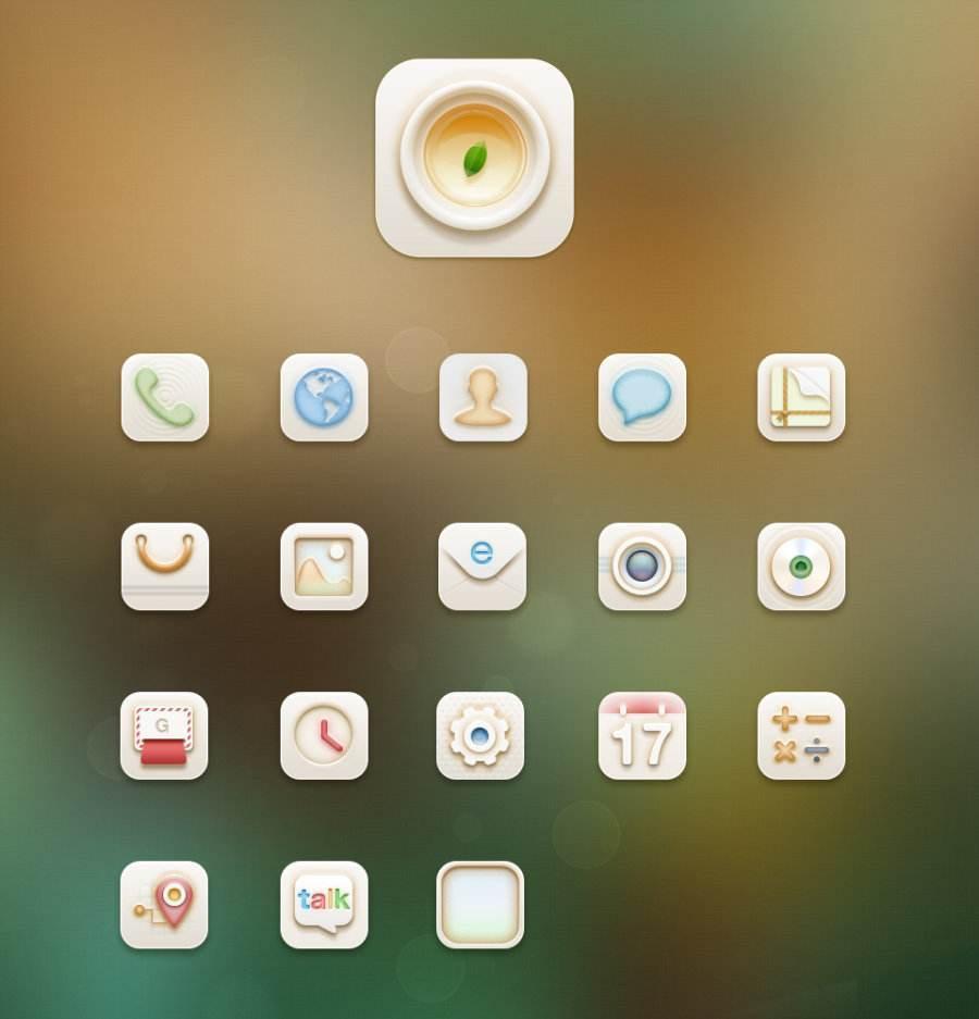 2019年手机主题美化app