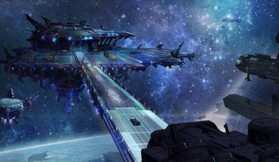 探索宇宙类手游