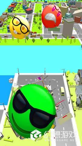 天空飞球图4