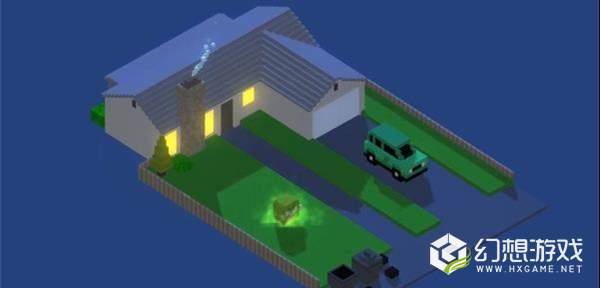 Mutated Lawns图2
