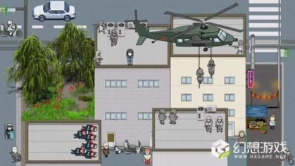 校外战术RPG图4