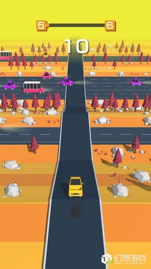 交通运行图6