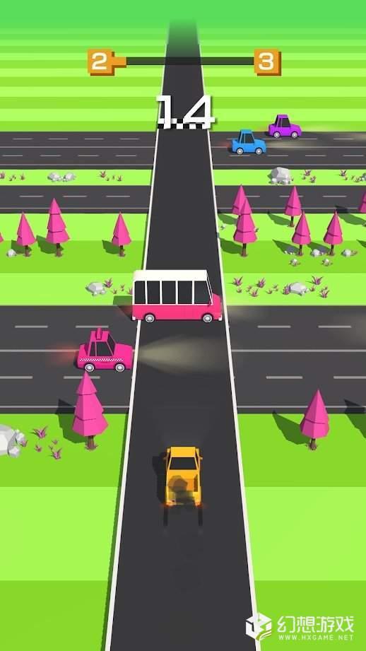 交通运行图1