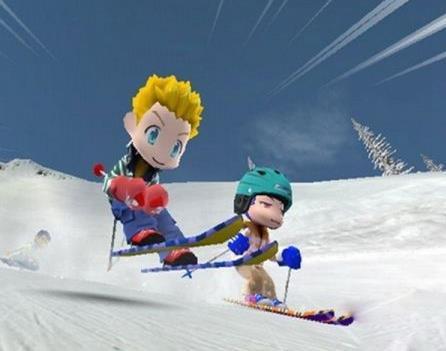 2019年滑雪类手游