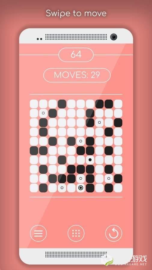 黑白格迷宫图3