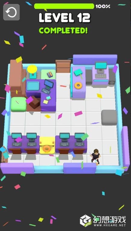 Vacuum Floor Clean图3