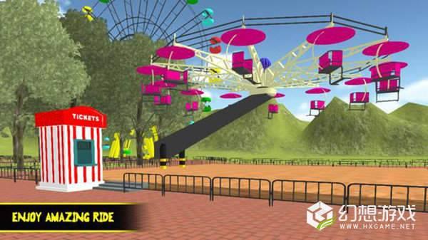 主题游乐园3D图4