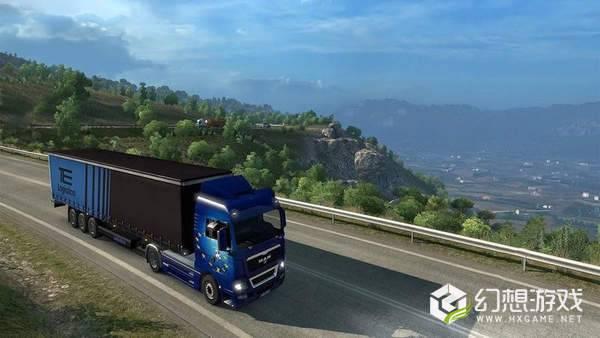 欧洲卡车漂移图1