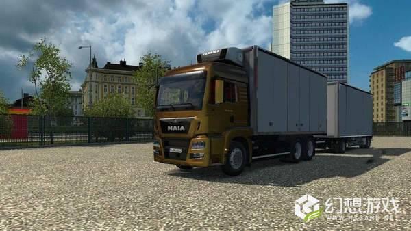 欧洲卡车漂移图2