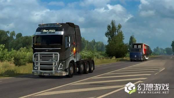 欧洲卡车漂移图3