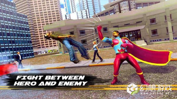 飞行英雄城市救援图2