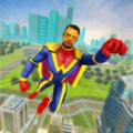 飞行英雄城市救援
