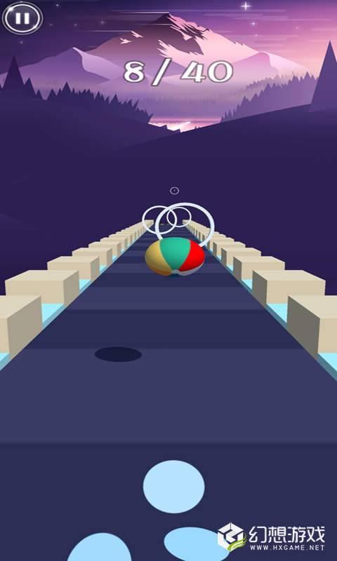 小球冲鸭图1