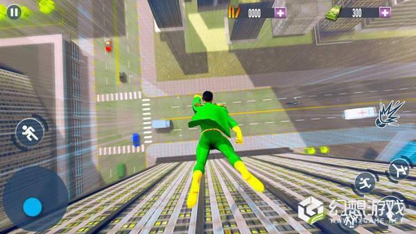 飞行英雄城市救援图4