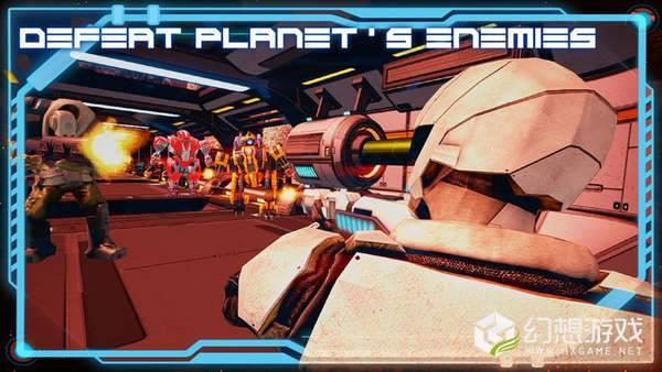 战地与机器人之战图2